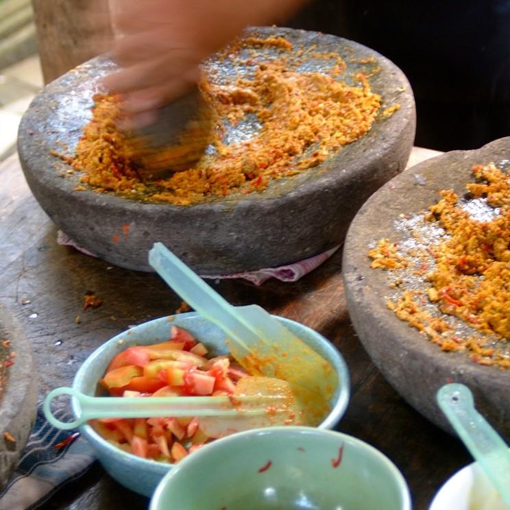 Kochkurs in Bali