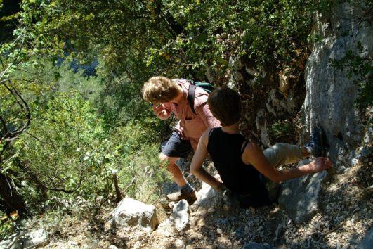 Klettersteig Verdon : Der französische grand canyon u die gorges du verdon a mehr berge