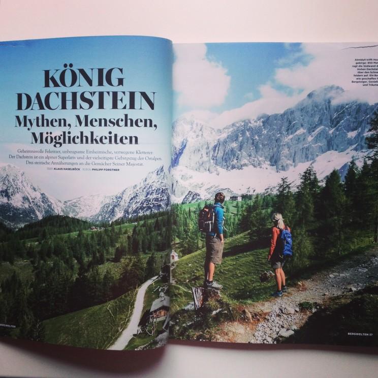Bergwelten Magazin 01 - Red Bull Media House