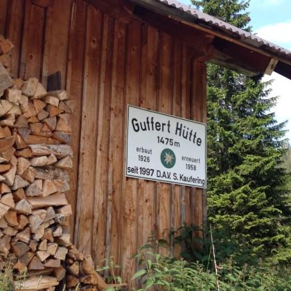 Die Guffert-Hütte