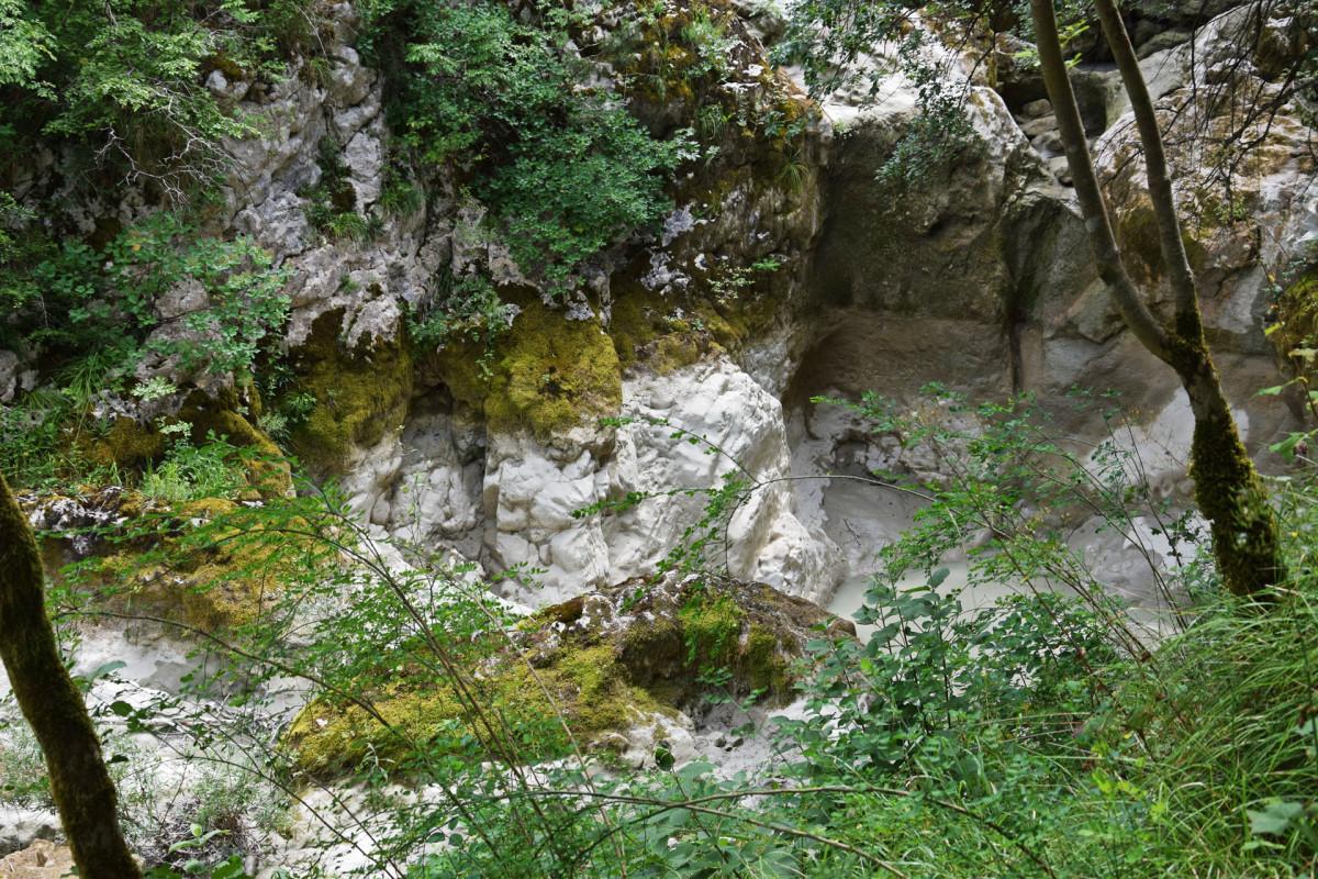 03 Am ersten Wasserfall