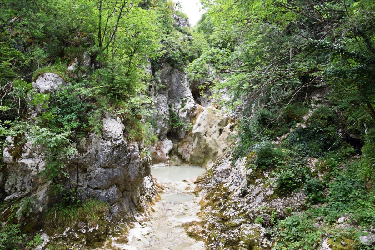 04 Am zweiten Wasserfall