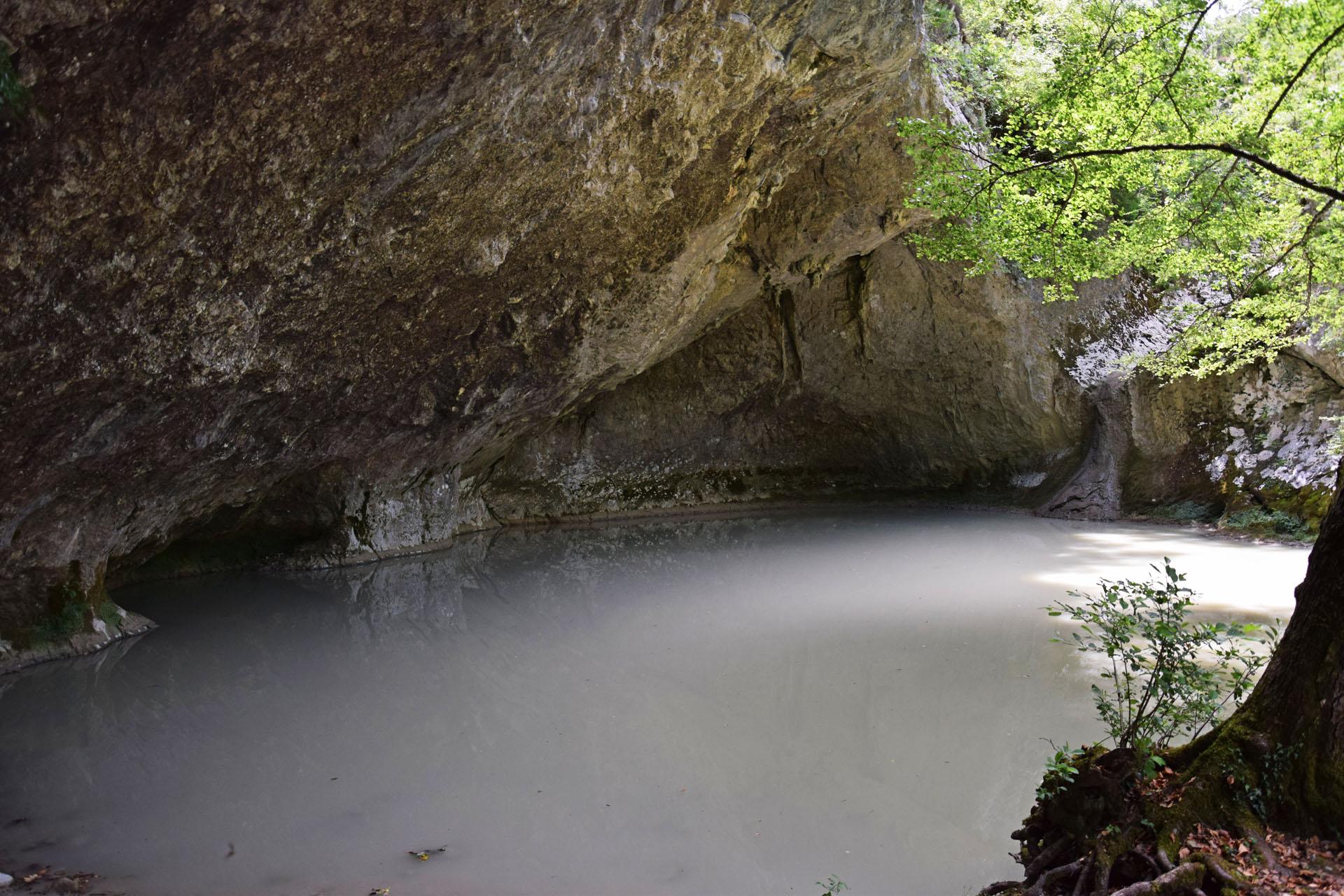 14 Am vierten Wasserfall