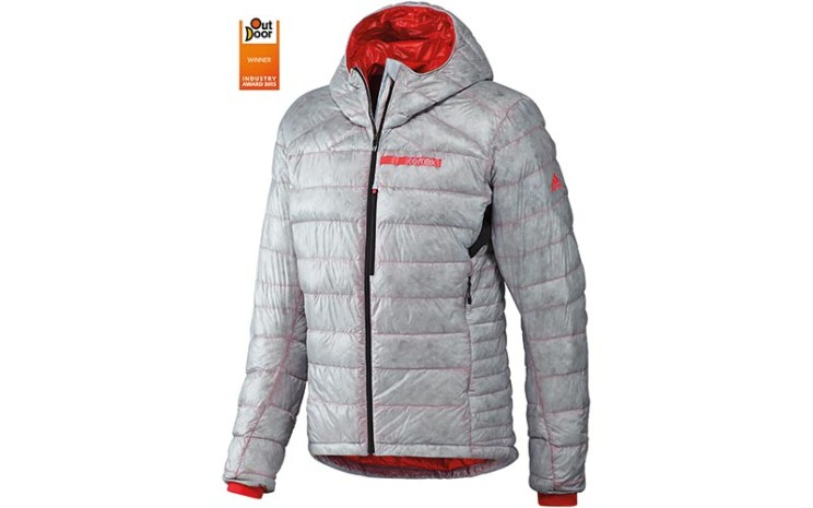 Terrex Climaheat Agravic Down-Jacket, Foto: adidas