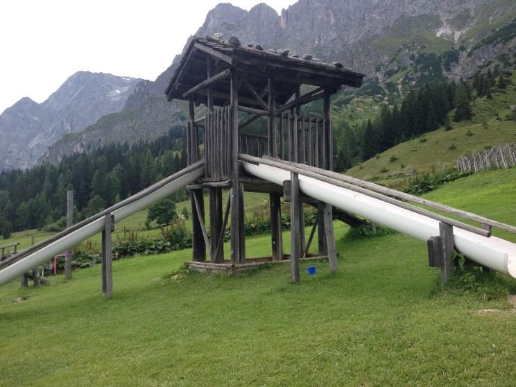Spielplatz am Arthurhaus