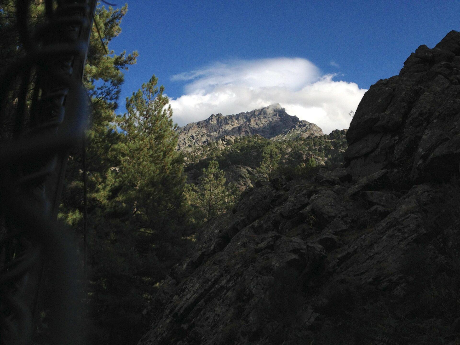 Das Tassineta-Tal im Asco-Tal