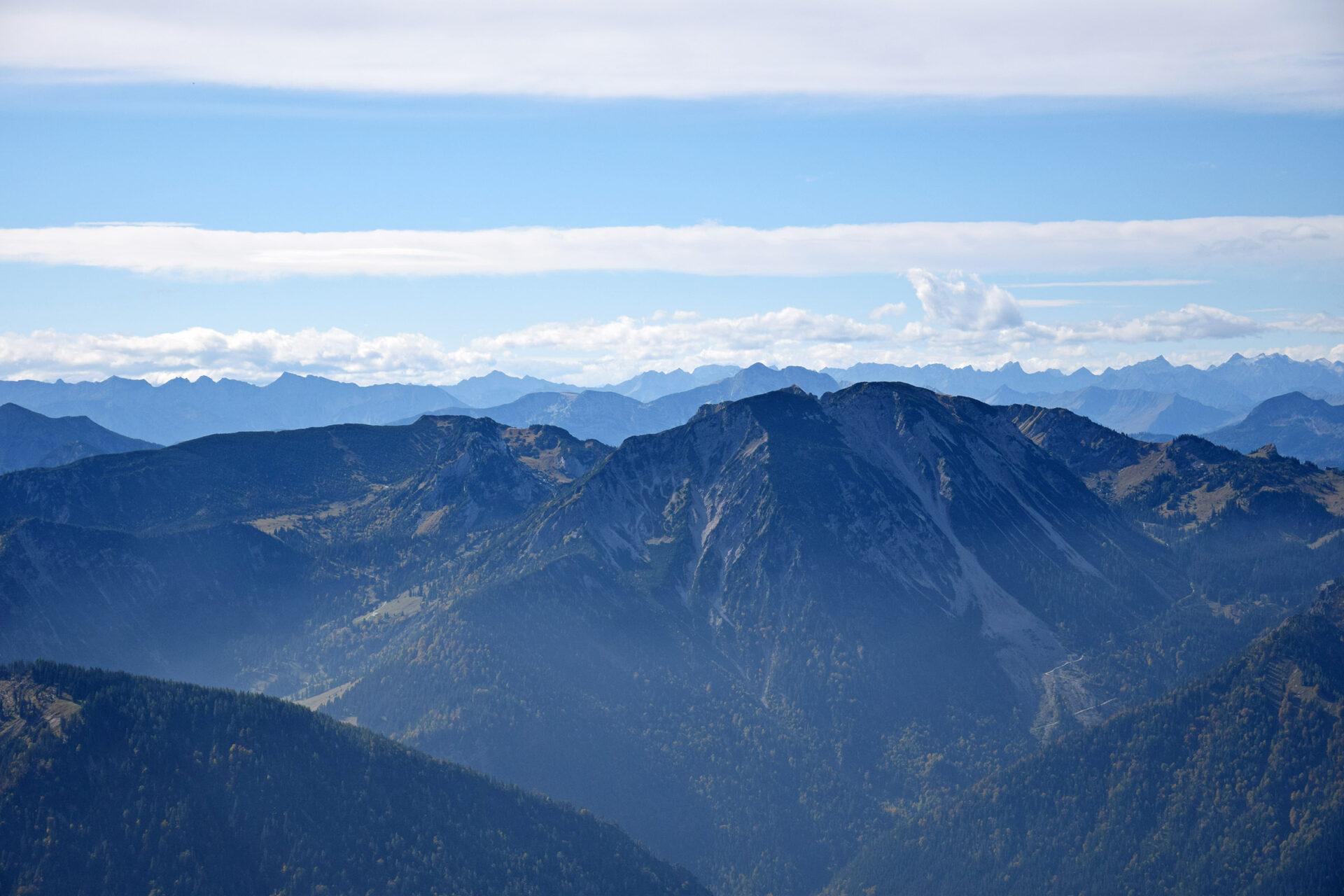 12 Aussicht vom Gipfel