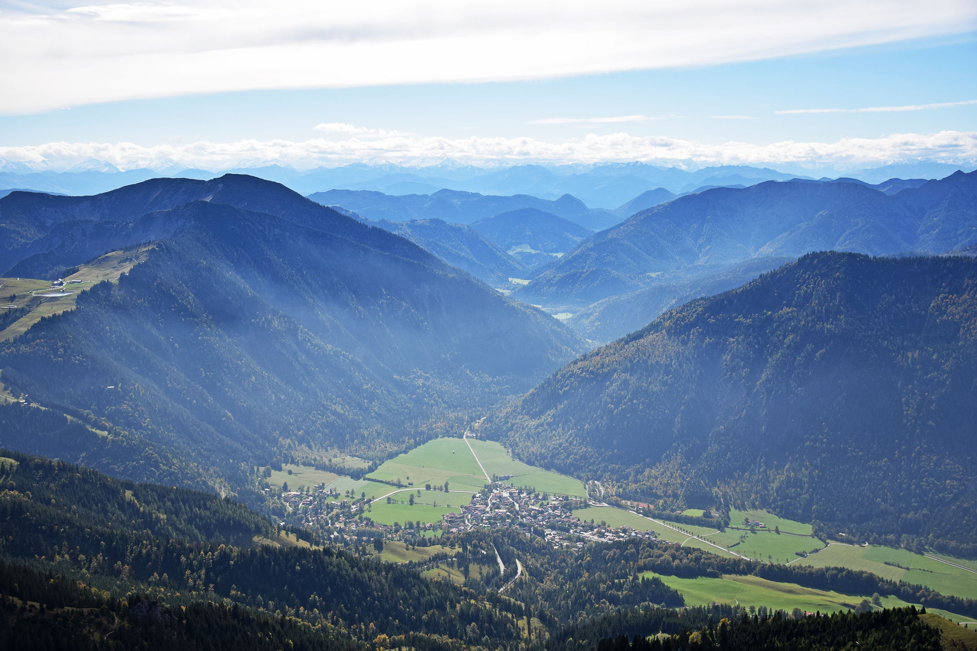 13 Aussicht vom Gipfel