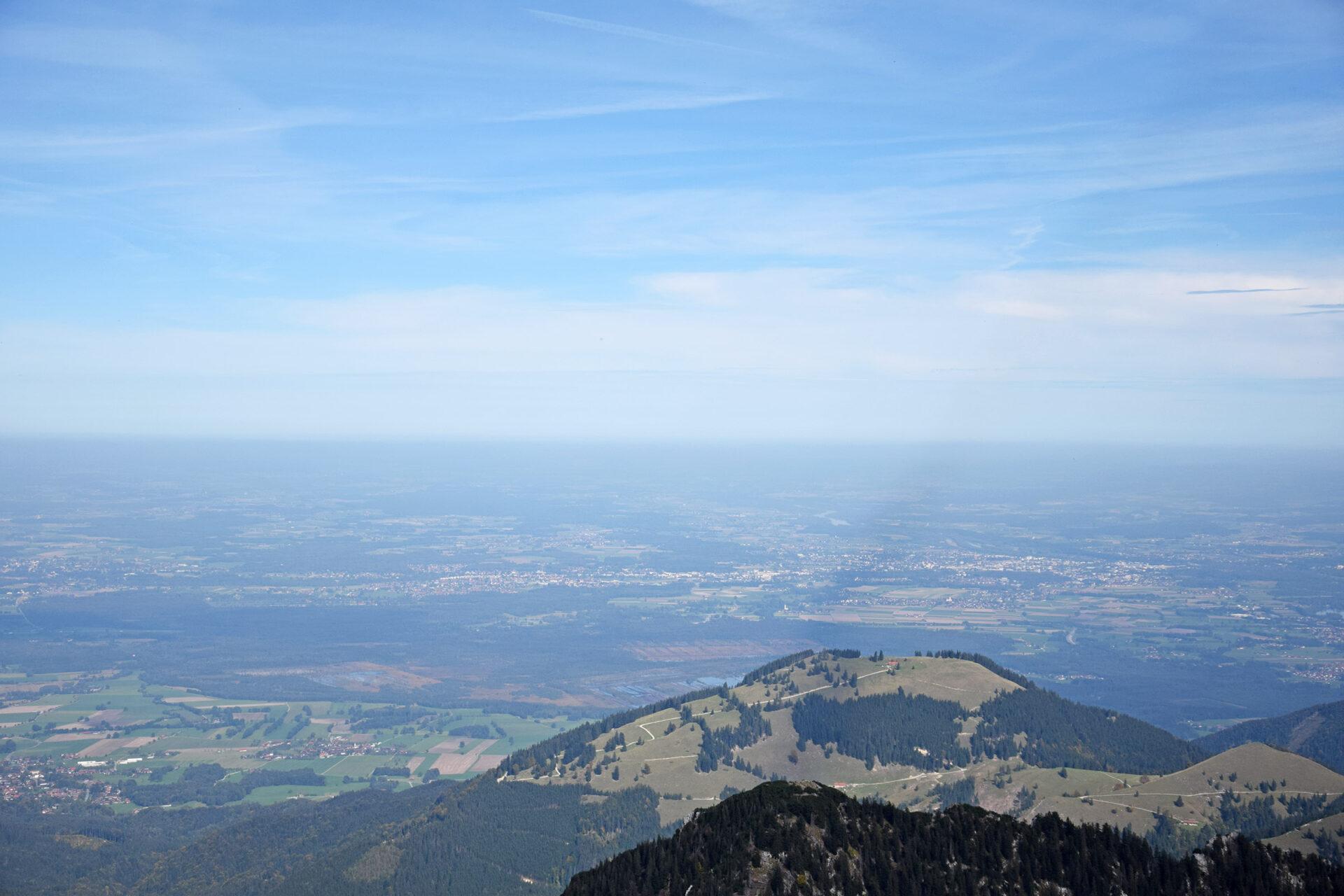 15 Aussicht vom Gipfel