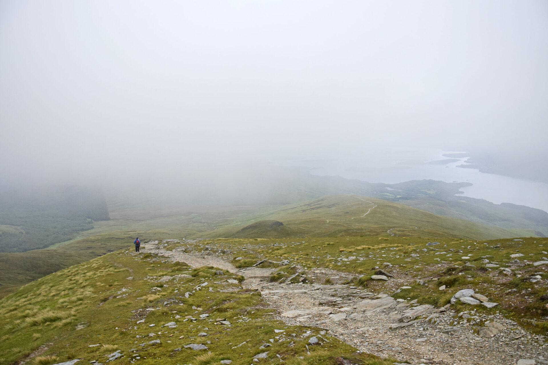 17 Nochmal Nebel beim Rueckweg