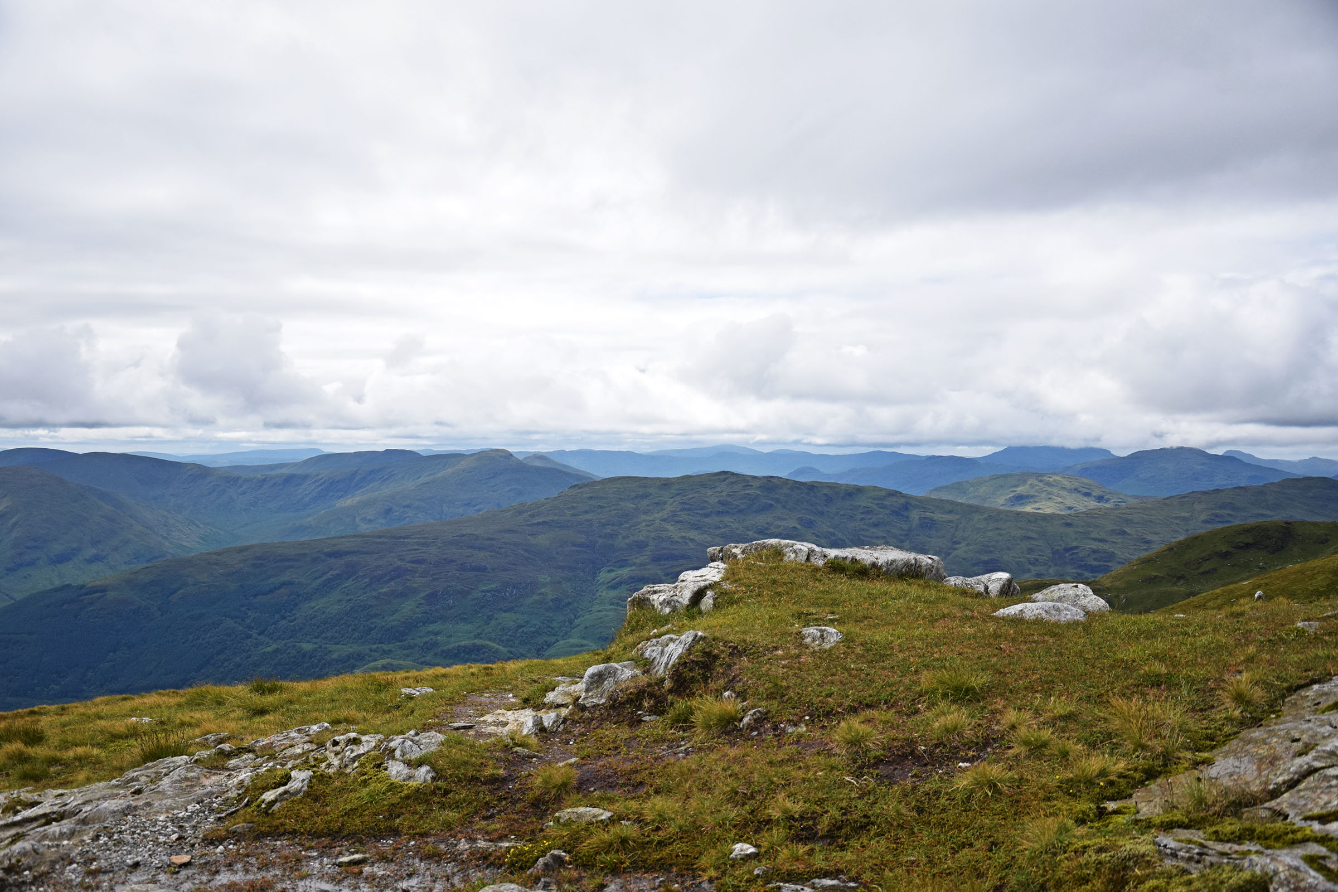 18 Ausblick auf die Highlands