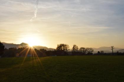 24 Sonnenuntergang