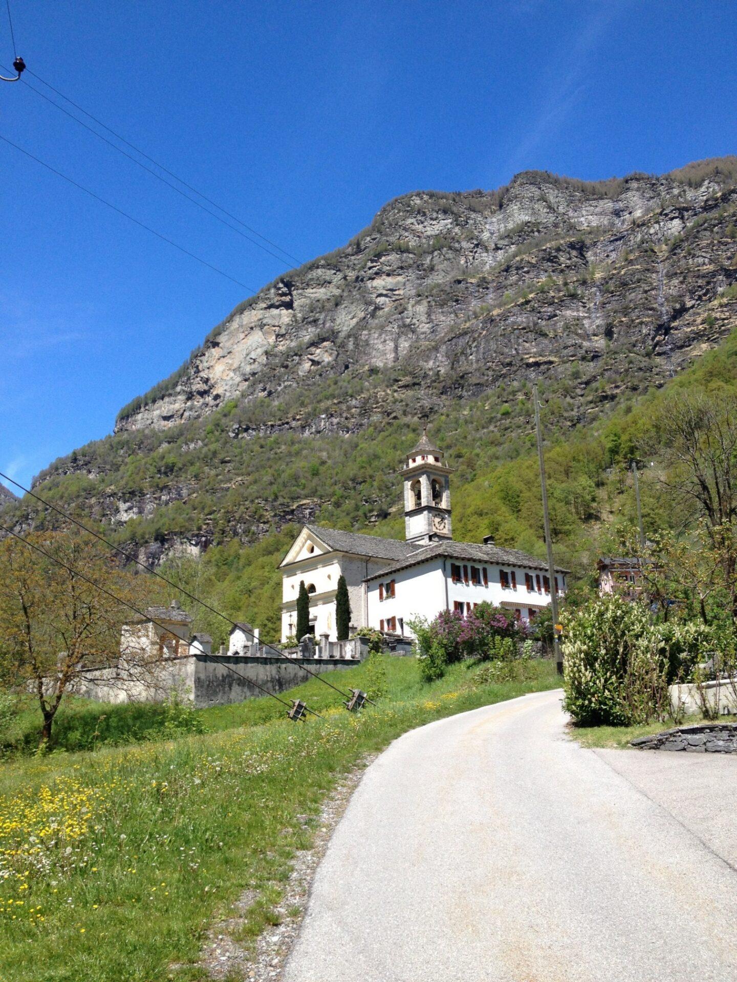 Kirche in Frasco