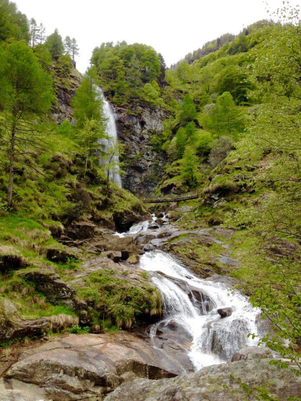 Wasserfall La Froda