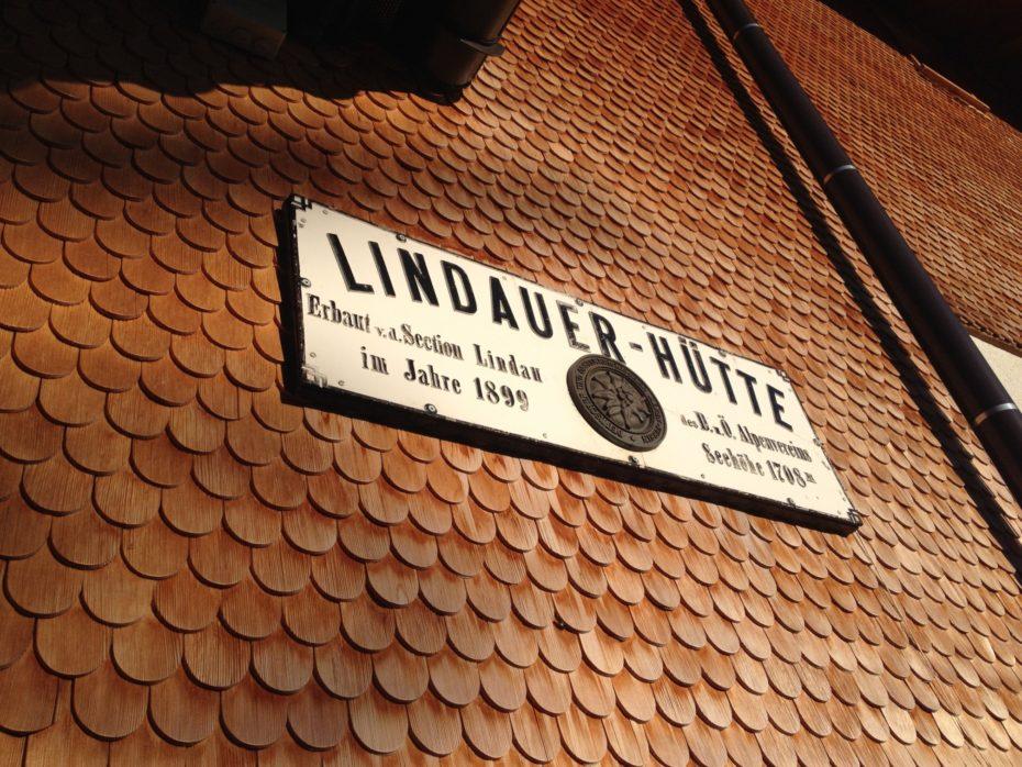 Abschied von der Lindauer Hütte