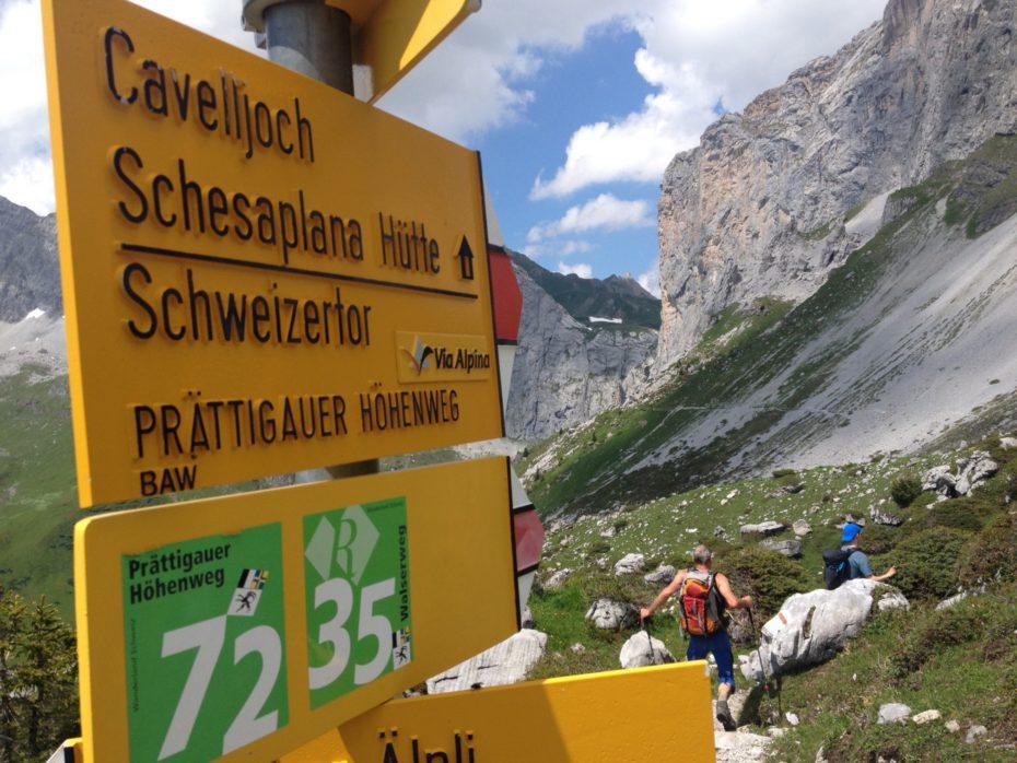 Das Schweizer Tor