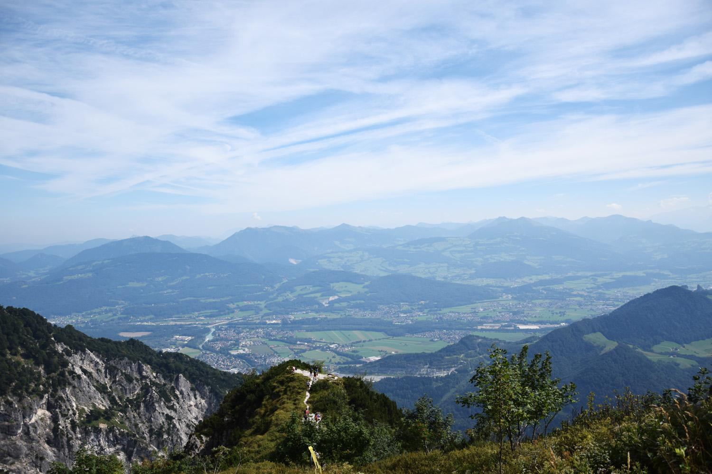 Blick von der Toni-Lenz-Hütte