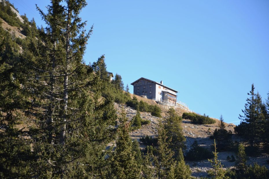 Die Tölzer Hütte
