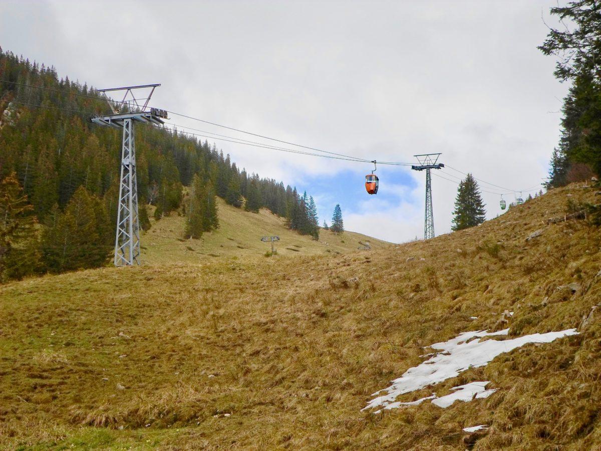 Die Taubensteinbahn