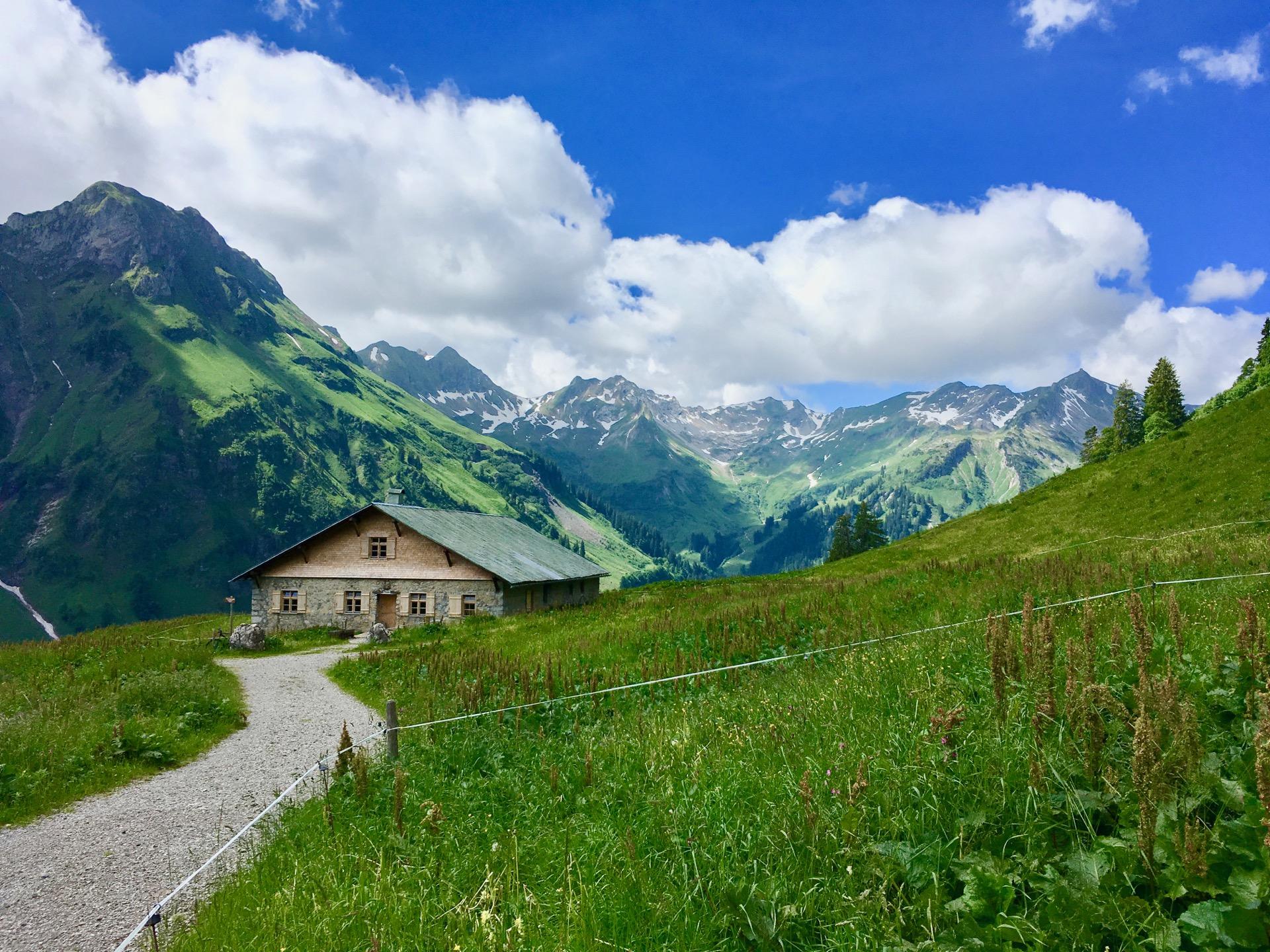 Die Käser-Alpe