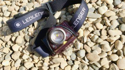 LEDLENSER MH6 Stirnlampe