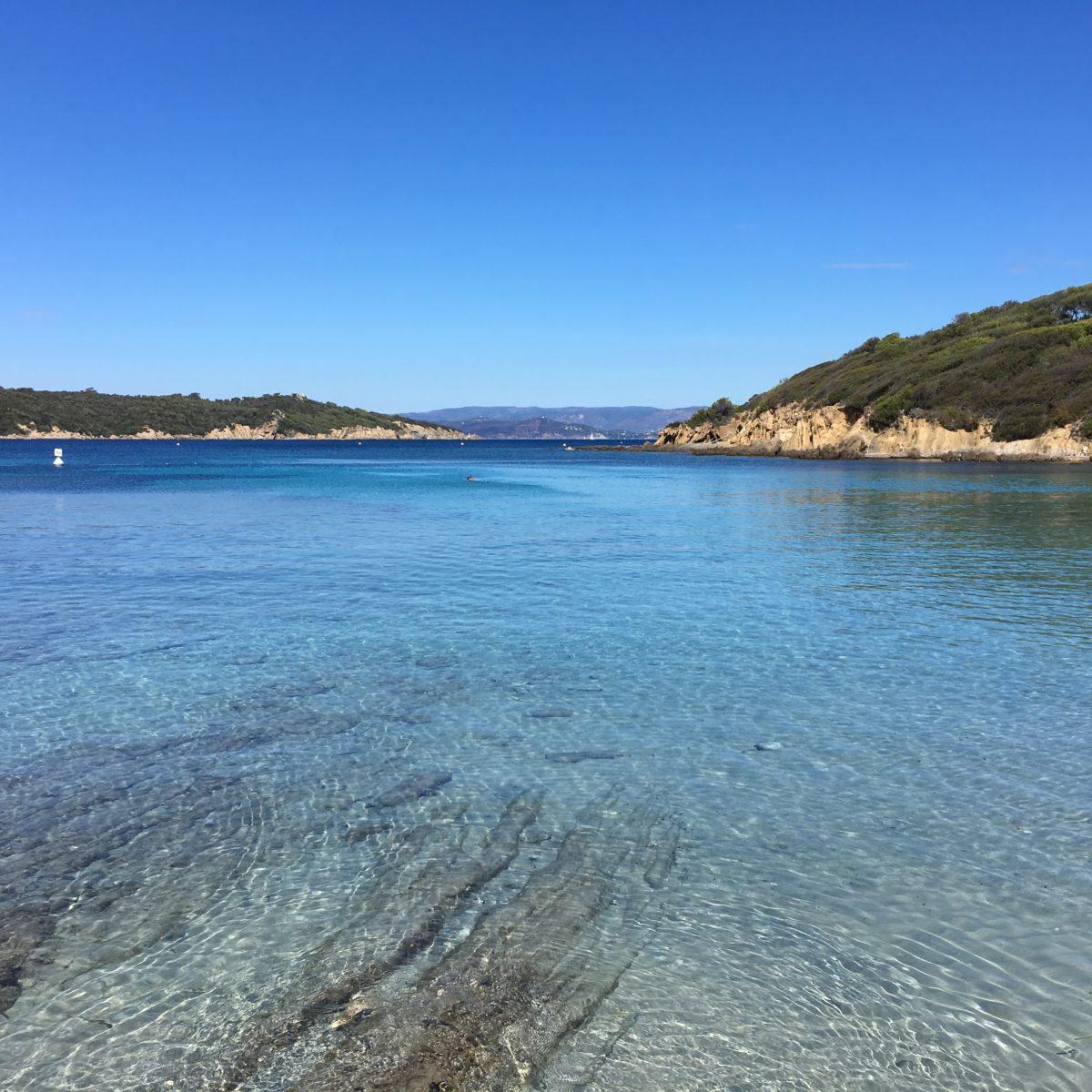 Der Südstrand - ideal zum Schnorcheln und Tauchen