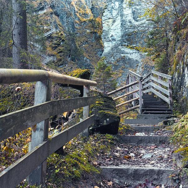Kitzlochklamm, Bild: Nationalpark Hohe Tauern