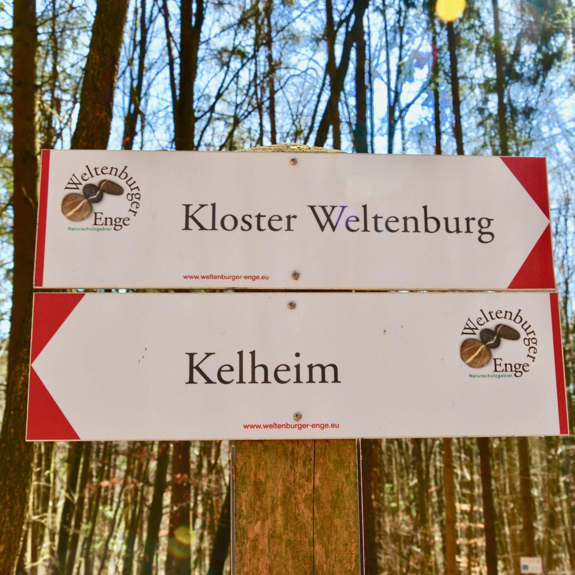 Zwischen Kehlheim und Kloster Weltenburg