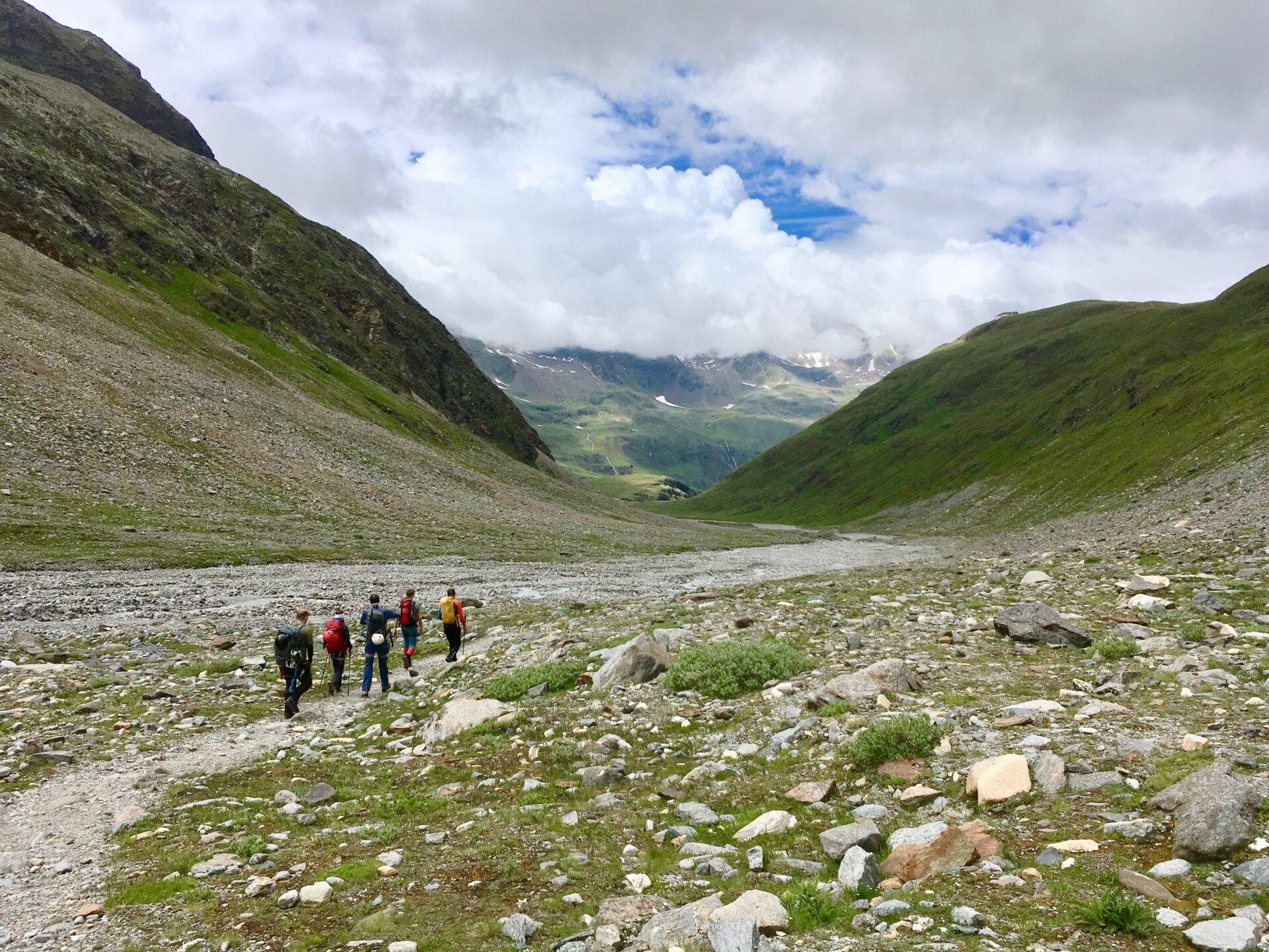 Klettersteig Obergurgl : Imster klettersteig maldonkopf aktivsport alpin