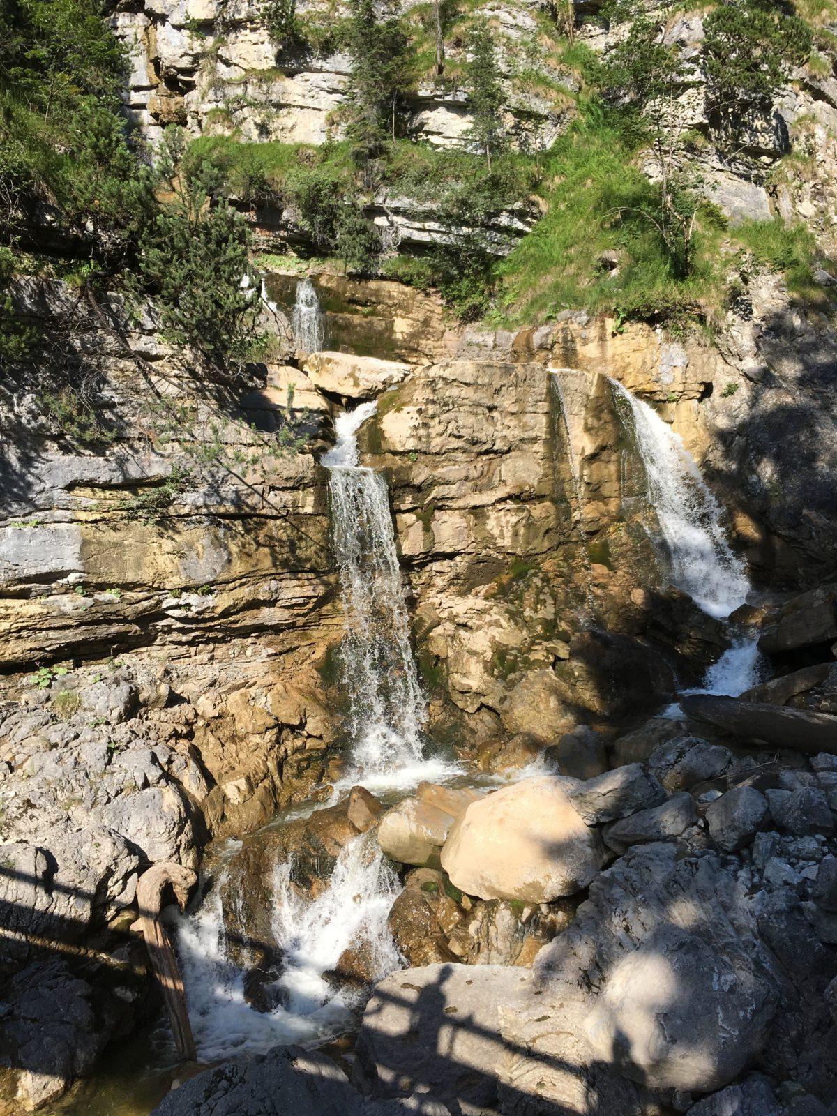 Die Wasserfälle