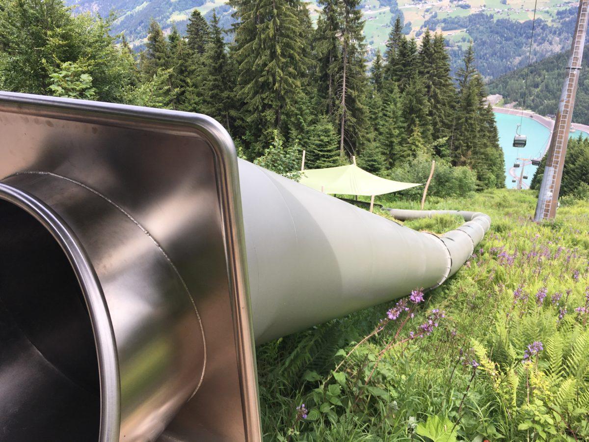 Waldrutschenpark Golm