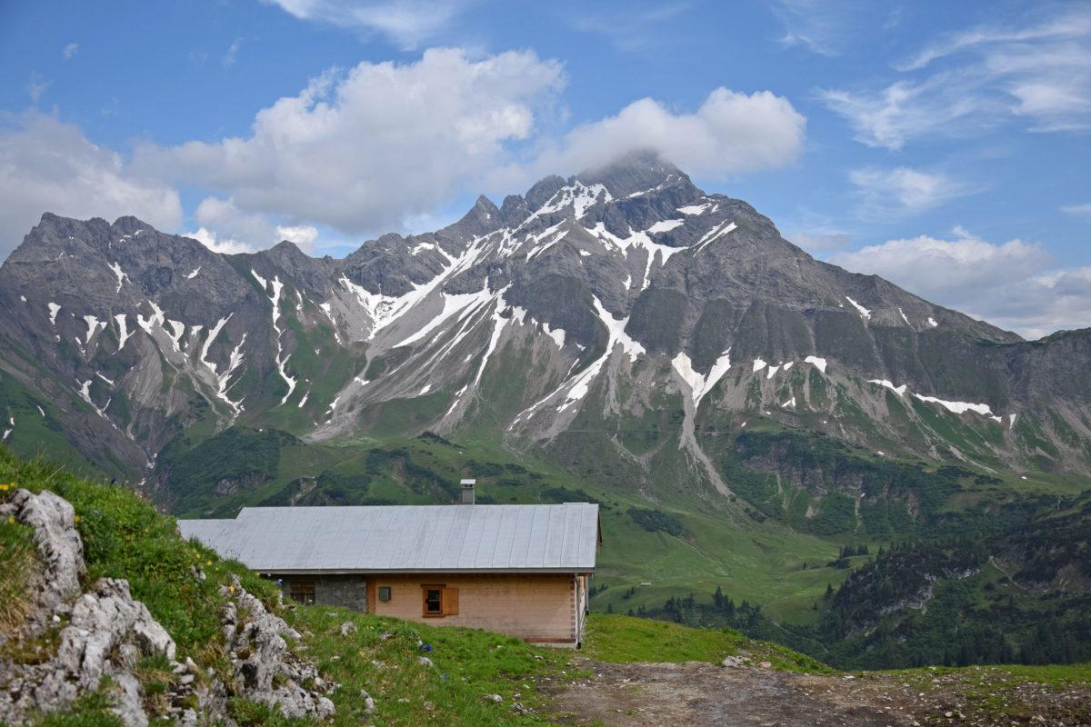 Unterwegs im Allgäu: Zwischen Mindelheimer Hütte und Rappenseehütte