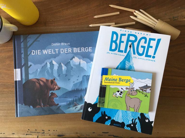 Berg- und Tourenbücher für Kinder