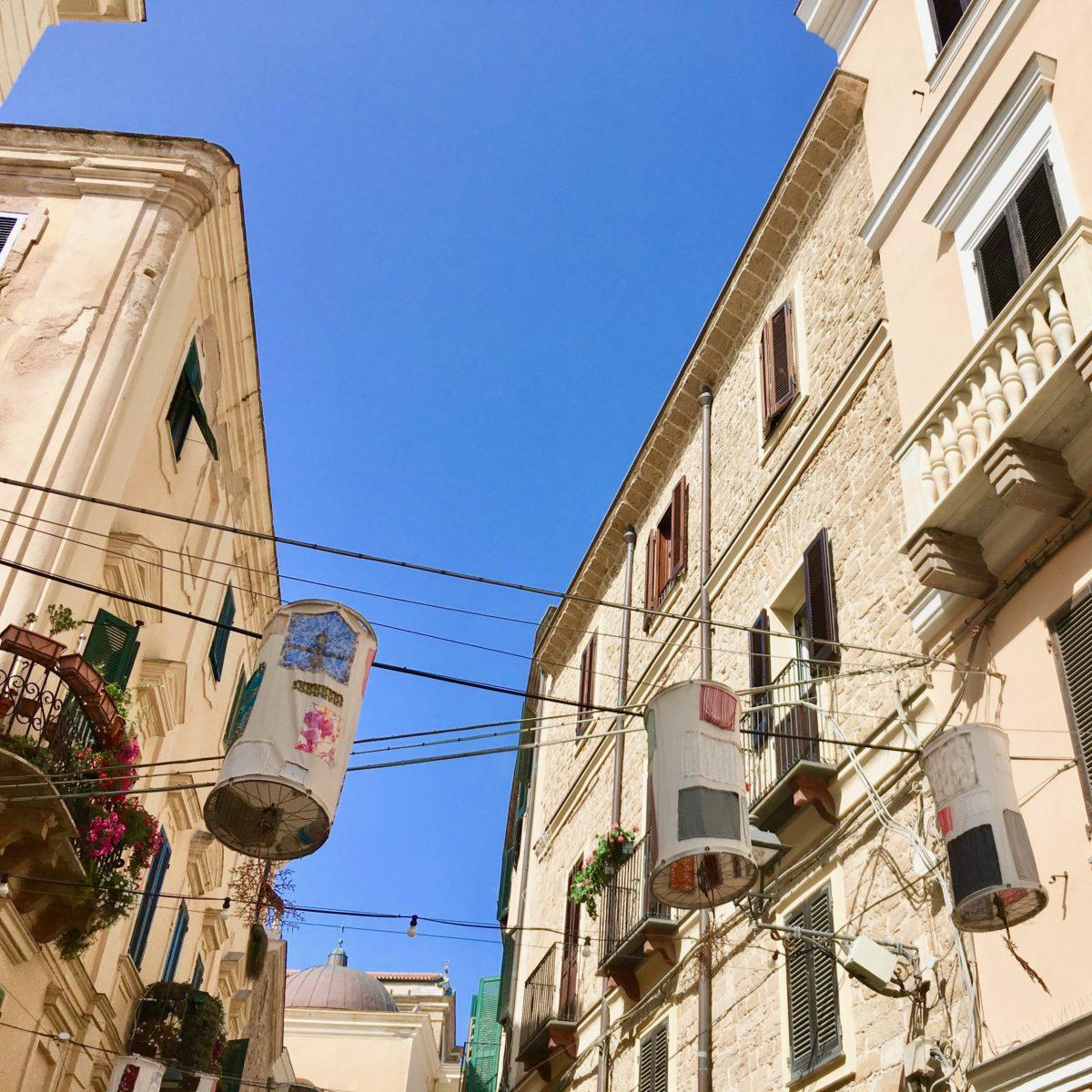 In der Altstadt von Alghero