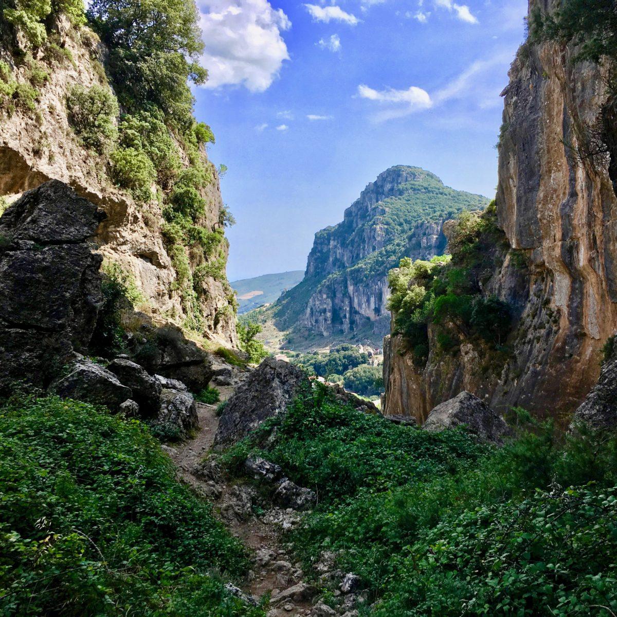 Klettern in Ulassai