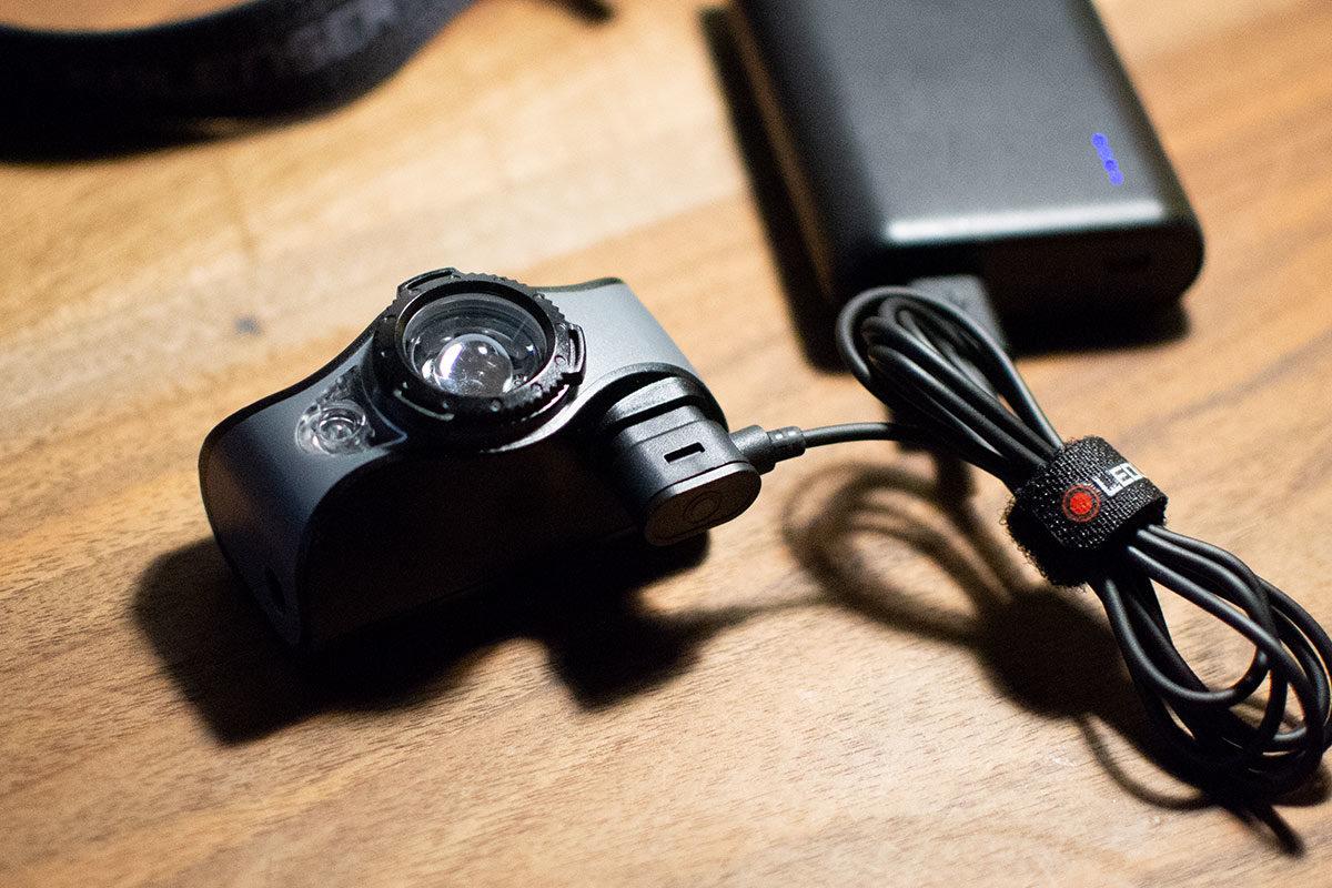 Laden per USB-Kabel