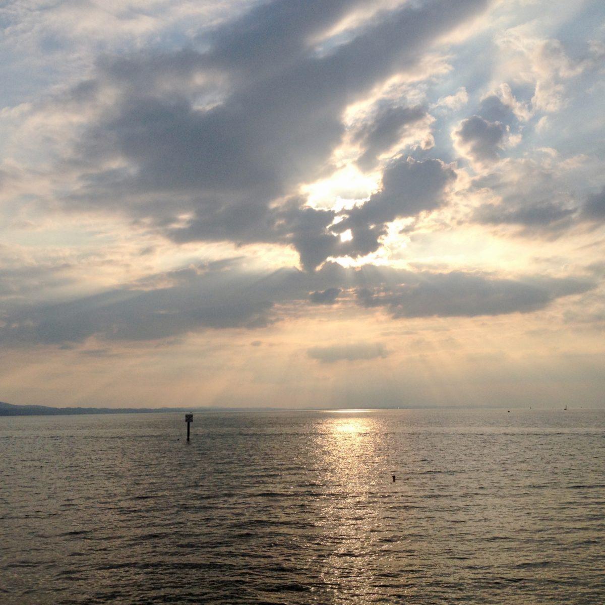 Bodensee: Lichtstimmung