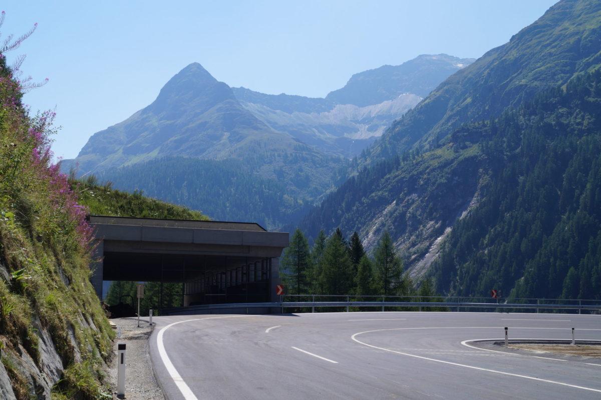 Felbertauernstraße, ©TVB Osttirol/Robert Süßenbach
