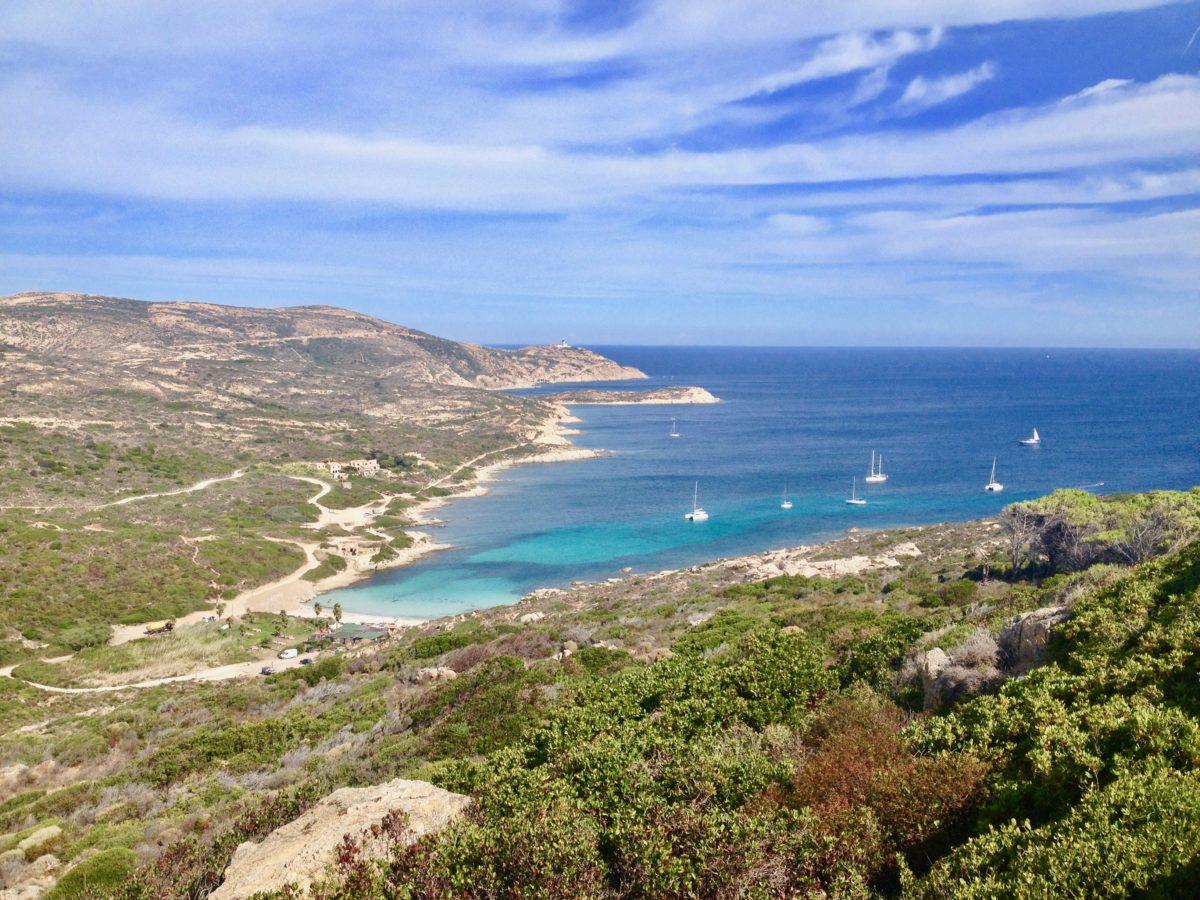 Korsika: Calvi, La Revellata