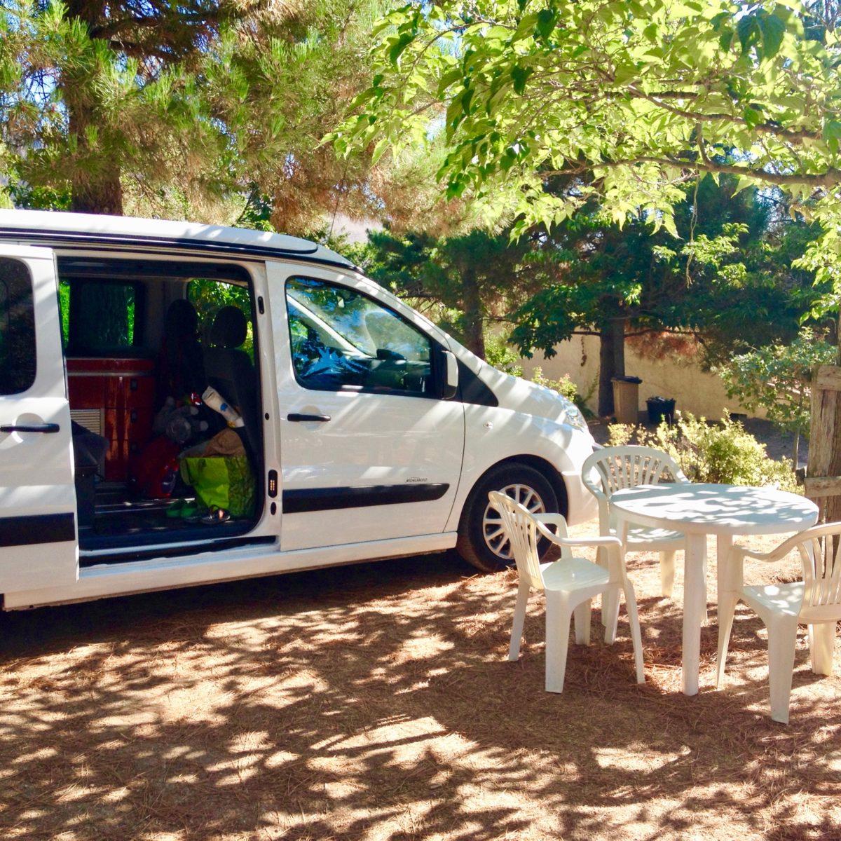 Campingplatz in Lozzi