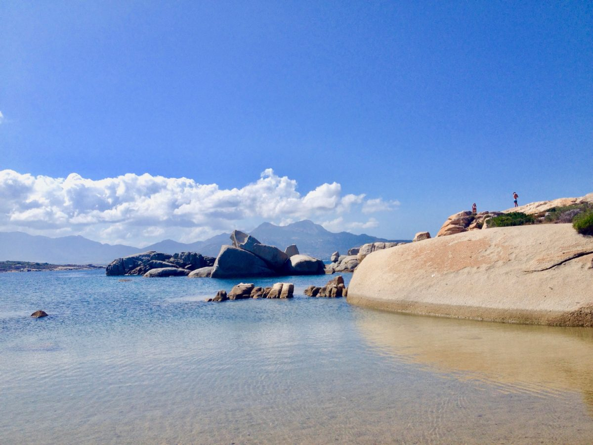 Korsika: Am Punta Spano