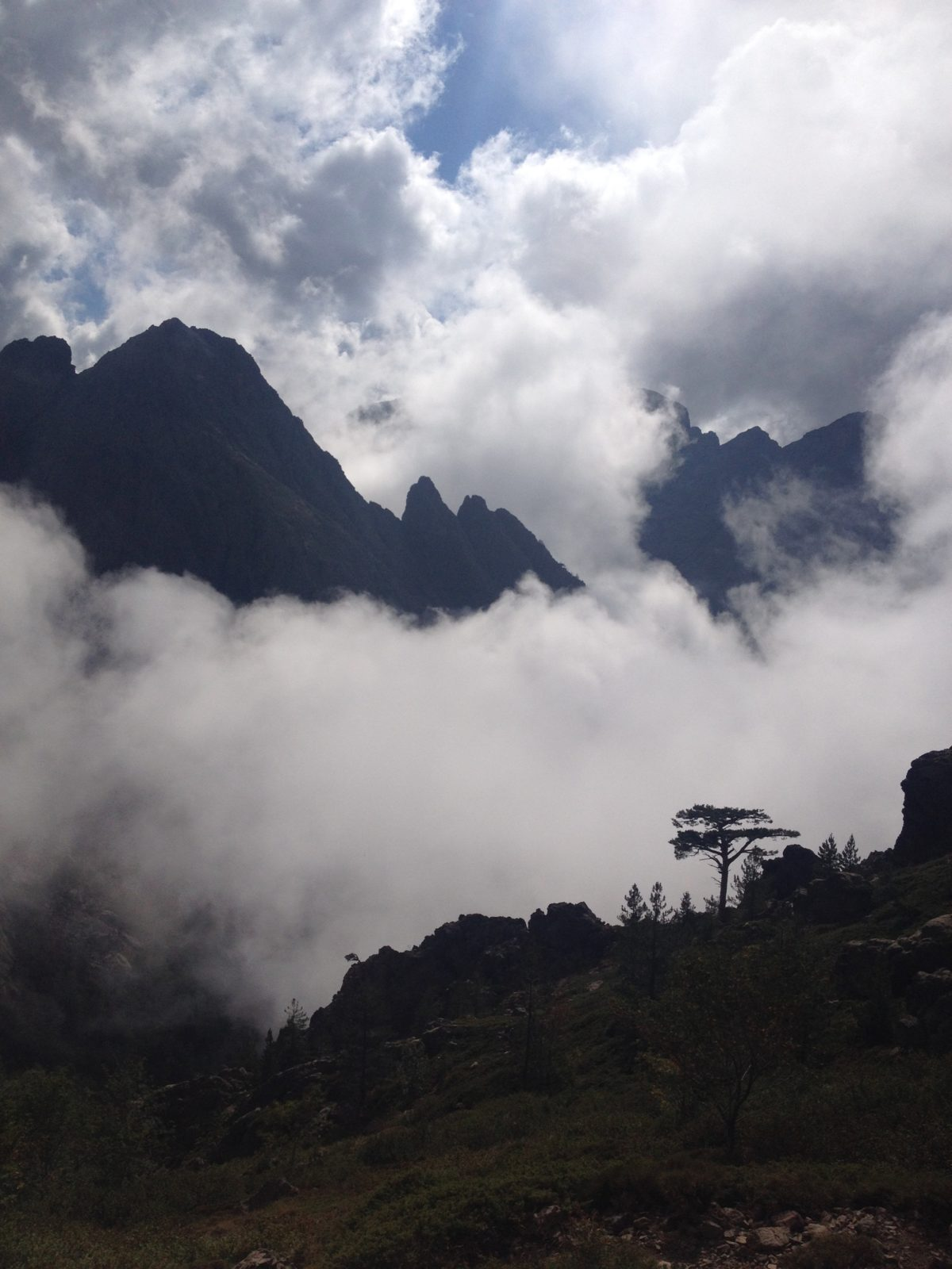 Korsika: Wandern am GR20