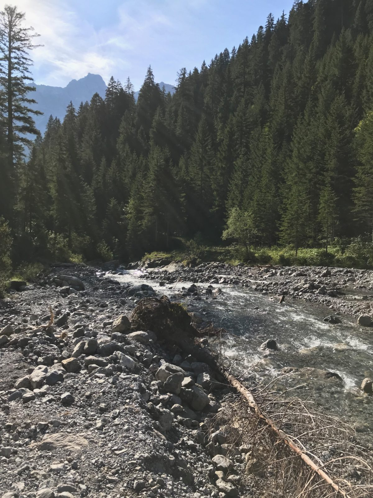 Klein-Kanada Im Jochbachtal