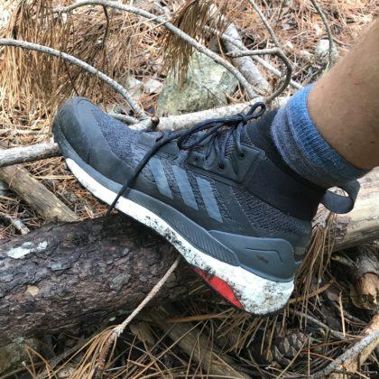adidas terrex free hiker Wanderschuh