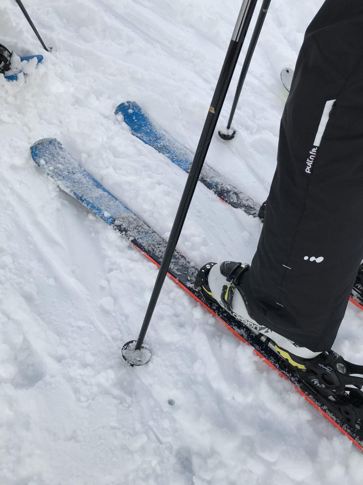 Skitourenset für Einsteiger: Wedze-SET XLD RT 500 von Decathlon