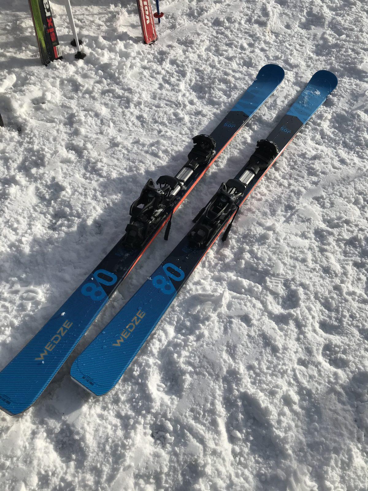 Skitourenset für Einsteiger: Wedze-SET XLD RT 500 von Decathlon für Einsteiger: Wedze-SET XLD RT 500 von Decathlon