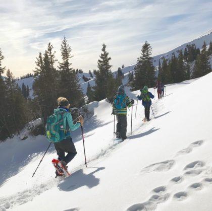 Familien-Winterwochenende am Hochgrat