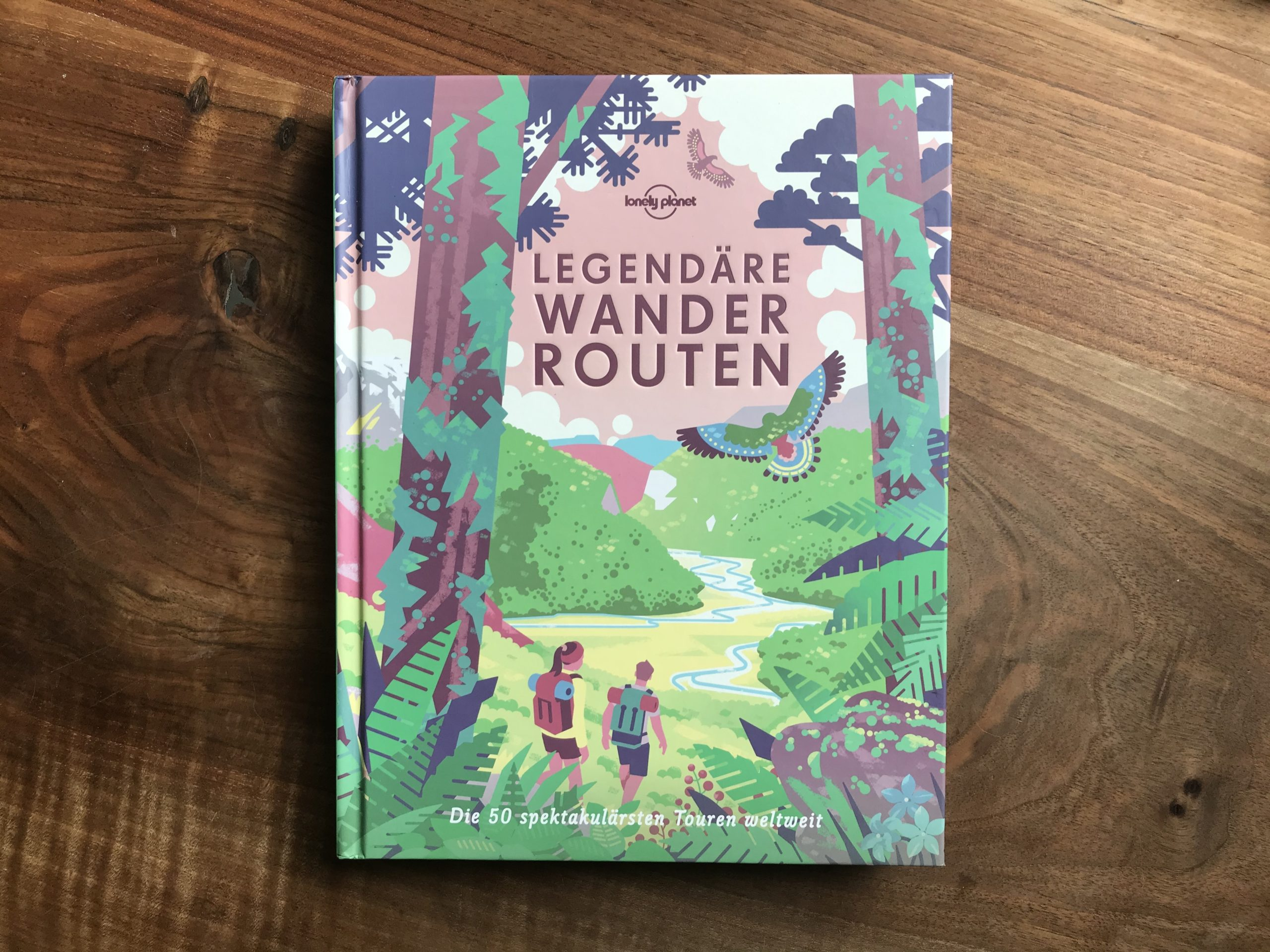 Legendaere Wanderrouten, Lonely Planet