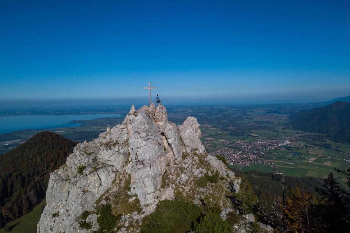Friedenrath Gipfel, Bild: Andreas Gruhle, Gipfelfieber.com