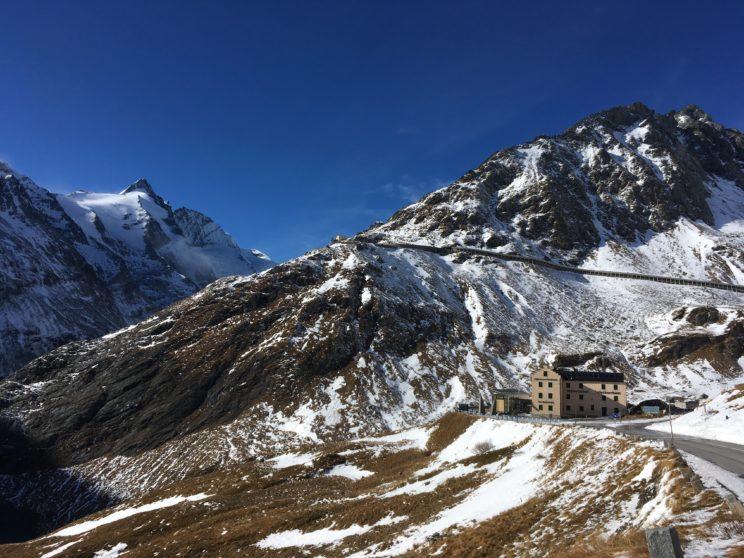 Der Alpe-Adria-Trail startet zu Füßen des Großglockners.